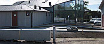 halmstad trädgårdsanläggning hus